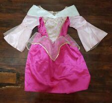 Disneyland Hong Kong Authentic Sleeping Beauty Aurora Princess Dress Costume 2/3