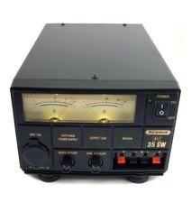 Maas KPO QJE Jetfon PC 35 SW 35 amp Switch Mode Power Supply PSU CB Ham Radio