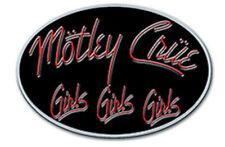 - Brand New - Music Motpin05 Motley Crue - Girls - Lapel/Hat Pin