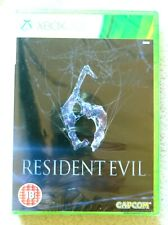 53035 Resident Evil 6 [NEW / SEALED] - Microsoft Xbox 360 (2012)