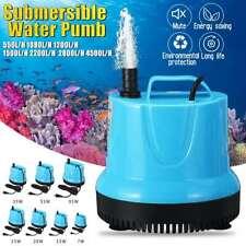 40W  220V Submersible Water Pump Ultra Quiet Brushless Motor Aquarium Pool Water
