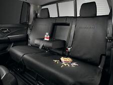 Genuine OEM Honda Ridgeline 2nd Second Row Seat Cover Set 2017 - 2018