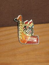 Pin's collector Coca Cola Music System Jazz