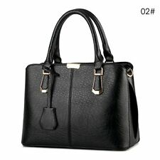 Women Leather Handbag Shoulder Cross Body Bag Tote Messenger Satchel Purse lot