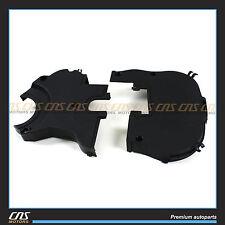 04-08 Chevrolet Aveo Aveo5 Timing Belt Cover Kit Upper & Lower OEM 96350674