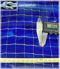 Schwalbenabwehr, Vogelabwehr, Schwalbennetz TRANSPARENT, 20MM Maschenweite