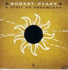 Led Zeppelin ROBERT PLANT 2TRK Sampler PROMO CD Single