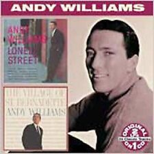 Lonely Street/The Village of St.Bernadette, Andy Williams, Very Good