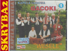 Kapela ludowa GACOKI - WESELE - ZŁOTE PRZEBOJE - 1