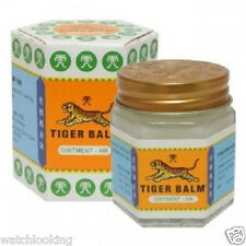 WHITE TIGER BALM Over-the-Counter Medicine Pain Relief Health 1 x 30grams