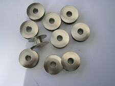 10 VINTAGE VIKING HUSQVARNA SEWING MACHINE BOBBINS