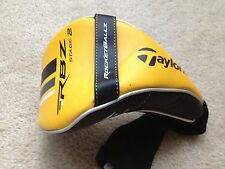 Taylormade Rbz Stage 2 Driver Head Cover Used Stage Ii