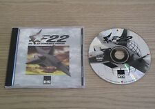 F22 : Air Dominance Fighter - PC-CD Rom Game