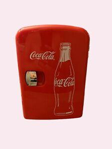 Coca Cola Mini Fridge