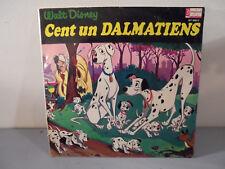 Livre Disque Enfant - Cent Un Dalmatiens