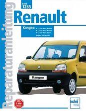 Renault Kangoo Reparaturbuch Reparaturanleitung Jetzt helfe ich mir selbst Buch