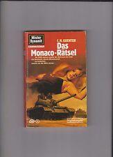 Das Monaco-Rätsel. MD-Mister Dynamit-Taschenbuch Nr. 573-178, Guenter, C. H.: