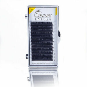 Couture lashes Semi Permanent Eyelashes 0.20mm Thick D Curl