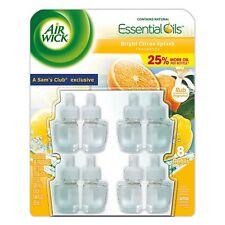 Air Wick Bright Citrus Splash Scented Oil Refills