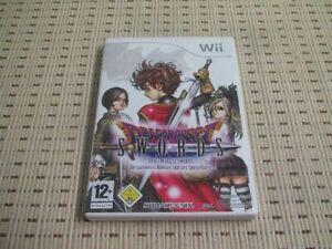 Dragon Quest Swords Die maskierte Königin für Nintendo Wii und Wii U *OVP*