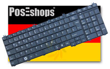 Orig. QWERTZ Tastatur Toshiba Satellite C670 C670D L670 L670D Series DE Neu Matt