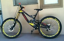 """2013 SPECIALIZED DEMO 8 S-WORKS TROY LEE SIZE LARGE CARBON FIBER DOWNHILL 26"""""""