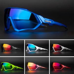 Bike Glasses Outdoor Cycling Sunglasses Men Women Sport Goggles Eyewear UV Block