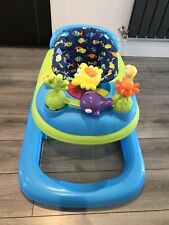 Mothercare ocean adventure Baby Walker - Excellent Condition