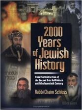 2000 YEARS OF JEWISH HISTORY: From the Destruction of the Second Bais Hamikdash