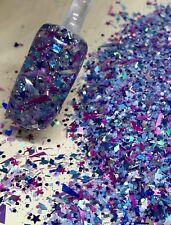 glitter mix acrylic gel nail Art Crafts   ABSOLUTE