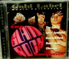 THE GLAM ROCK COLLECTION - VARIOUS ARTISTS CD ALBUM