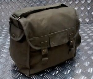 Military Type ARMY Canvas / Haversack Shoulder Bag Festival Asst Cols - NEW