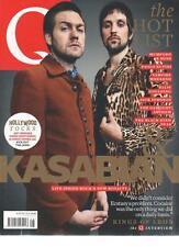 Q MUSIC MAGAZINE August 2010 Kasabian AL