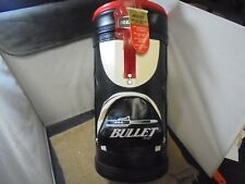 Leather Bullet Golf Caddy Bag Trash Can or Cooler Executive .444 Bullet Mini