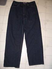 NWOT OLD NAVY Mens Dark Wash Blue Jeans Wide Leg~Size 32/33