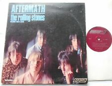 CANADA!!! THE ROLLING STONES Aftermath ORIG 1966 MONO LONDON FFrr LP