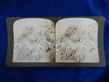 STEREOVIEW - H.C. WHITE CO - 353 GOST ISLAND / NIAGARA FALL / USA - TOP !
