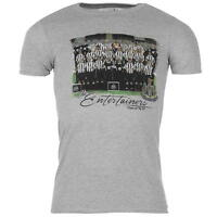 Official Necastle United FC The Entertainer Mens T Shirt XXL Grey A333-38