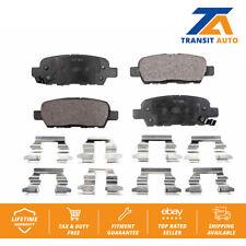 Rear TEC Ceramic Brake Pad For Nissan Altima Rogue Sentra Infiniti Murano Maxima