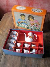 Rare mini dînette des années 50/60   boite d'origine jouet ancien vintage