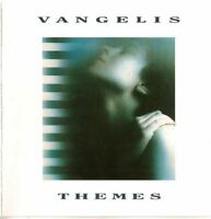 VANGELIS themes (CD, compilation) theme, downtempo, ambient, very good condition