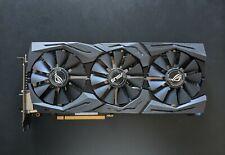 Asus ROG Strix GeForce GTX 1070 OC edition 8GB GDDR5 with Aura Sync RGB and VR