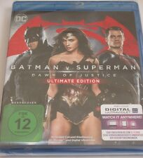 Batman v Superman - Blu-ray/NEU/OVP/Action/Ben Affleck/Henry Cavill/Gal Gadot
