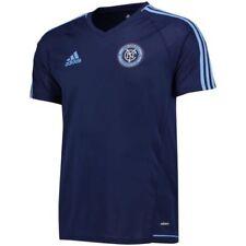 Camiseta de fútbol de clubes internacionales entrenamientos azul