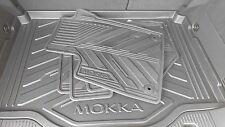 OPEL MOKKA / MOKKA X Schutz-und Schmutzpaket (Laderaumschale + Gummimatten)*NEU*