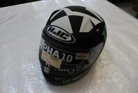 HJC RPHA 10  Monster Helm Motorradhelm Matt XL -Sonderpreis- UVP 499€