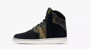 Nike Jordan Westbrook 0.2 Black Suede Camo 854563-003 Men's Size 10