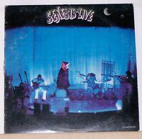 Genesis - Live - Original 1974 LP Record Album - Phil Collins - Peter Gabriel