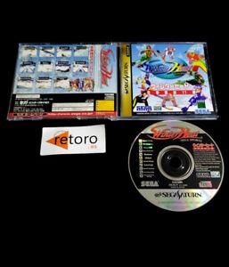 WINTER HEAT Sega Saturn SS JAP Sega Sports