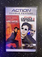 Cradle 2 the Grave/Romeo Must Die (DVD, 2007, Dual Side)